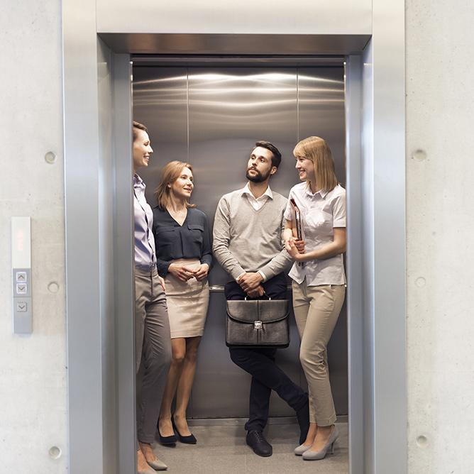 mise en conformité d'ascenseur 75