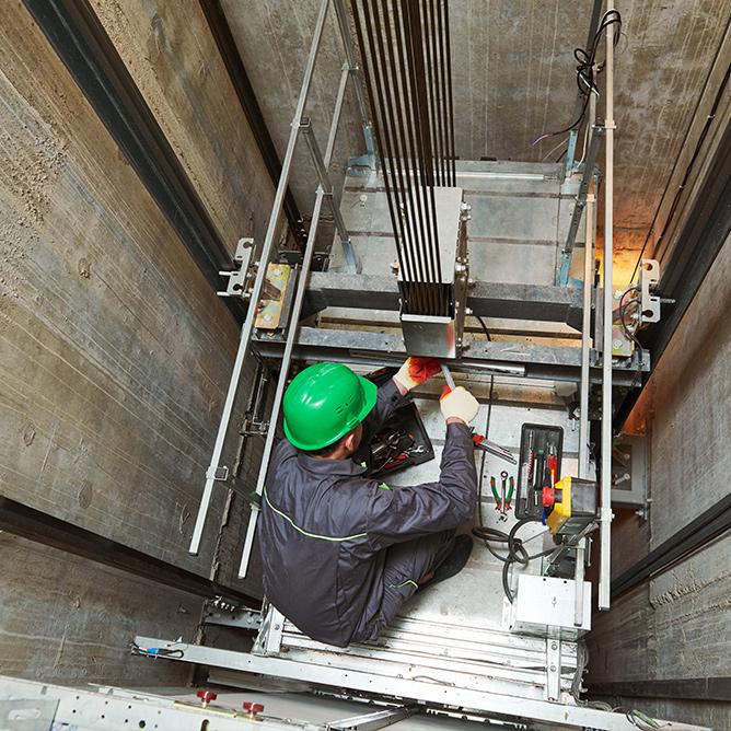 installation d'ascenseur à Paris