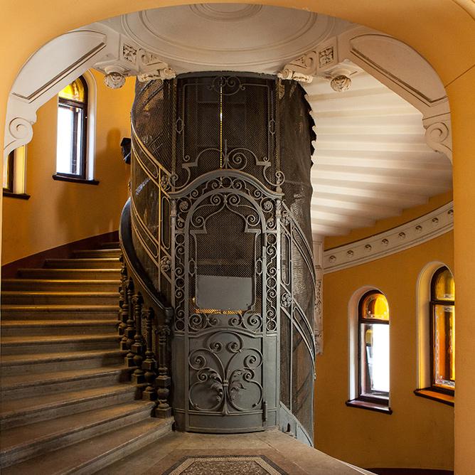 découpe de cage d'escalier à Paris 75