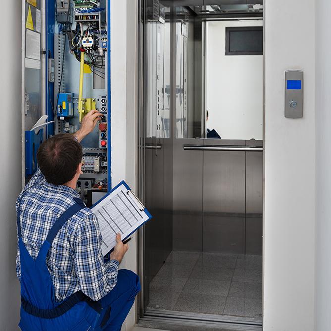 maintenance d'ascenseur 75