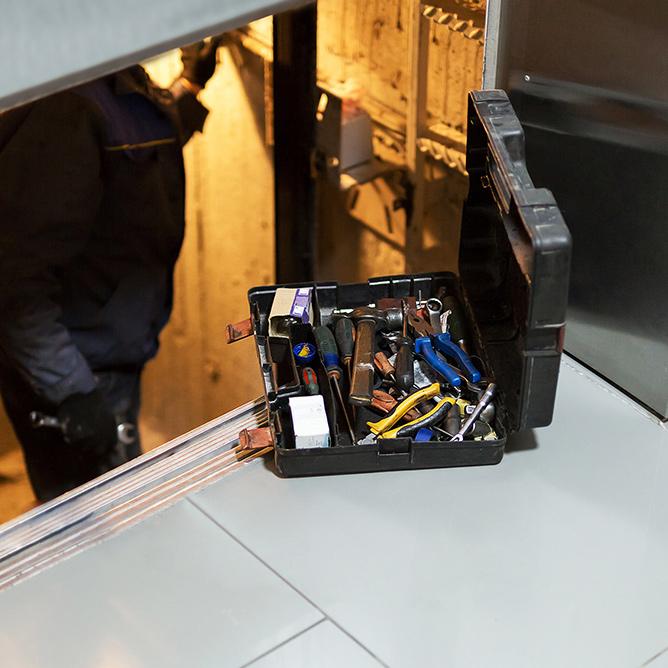 maintenance d'ascenseur à Paris 75